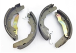 Rear Brake Shoes, 1980-92 Type 2, SUPER STOPPER, 251-609-537L