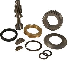 Crankshaft Installation Kit (Crankshaft Hardware Kit), With Drive Pinion, Type 1 Based Engines