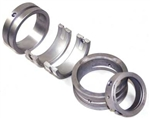 "1200-1600cc Main Bearings Set, .020"" Line Bore Case, Brazilian"