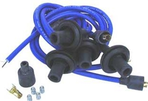 Taylor Spiro Pro 8mm Plug Wire Set (CHOOSE COLOR)