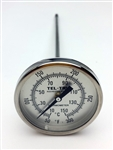 Dipstick Oil Temperature Gauge Thermometer, Upright Engines