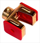 Urethane Shift Coupler Set With Cage (Rectangular), 1965-79 Type 1, 1968-79 Type 2, and 1963-74 Type 3, 5548-11-5548-11-BL