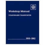 Volkswagen Workshop Manual, 1950-62 Type 2, by Robert Bentley, V262
