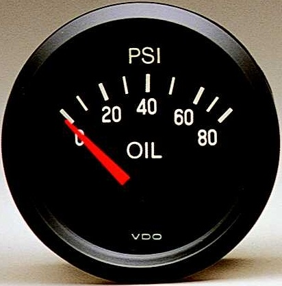 how to choose a gauge for oil pressure