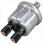VDO 80psi Oil Pressure Sending Unit, 1/8-27 NPTF, Dual Pole (7psi Switch)