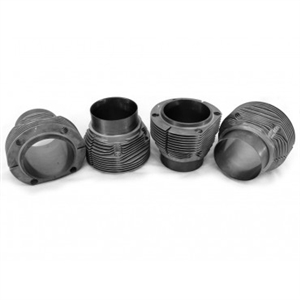 96mm Machine In Biral Cylinder Set (Cylinders ONLY), Type 4 Engines, Set of 4, VW9600T4BL