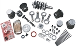 SCAT Volksracer Super Street Engine Kit, 69, 78.8, 82, and 84mm Stroke FORGED CW Crankshaft