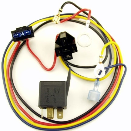 WR-1-2 Hard Start Kit Wire Wiring Diagram on