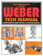 Weber Tech Manual, by Bob Tomlinson