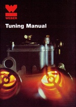 Weber Tuning Manual, By WEBER