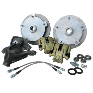"Wide 5 Disc Brake Kit, Ball Joint, 2 1/2"" Lowered"