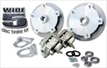 Wide 5 Disc Brake Kit, Link Pin, Stock Height