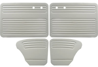 Tmi Authentic Style Door Panels No Pockets For Beetle