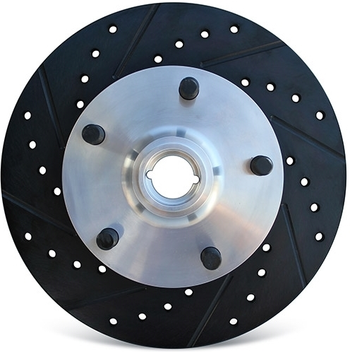 Lug Pattern >> VW Disc Brake Rotor, Front, 1967-74 Ghia, 1966-71 1/2 Type 3, and Type 1s with Front Disc Brake ...