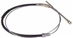Emergency Brake Cable (Hand Brake Cable), 1723mm, 1965 1/2-67 Type 1, 113-609-721L