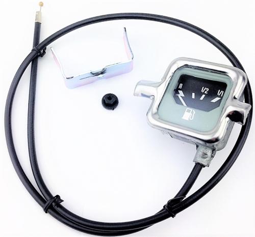 fuel gauge, mechanical, 1962 67 vw beetle and 63 66 ghia, 113 919