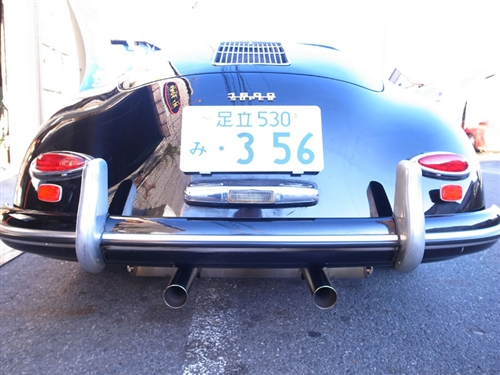 Vintage Speed Stainless Steel Sport Muffler Up To 150hp For Type 1 Engine In: Porsche 356 Exhaust At Woreks.co