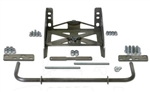 RLR One Piece Front End Mount Kit, With Battery Tray, 20-900-FEMKB