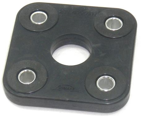 Steering Coupler, Rubber, 1968-79 Type 2, 211-415-417