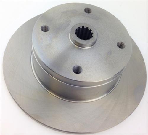 Brakes And Rotors Kit >> Rear Brake Rotor, EMPI Disc Brake Kit Replacement, fits ...