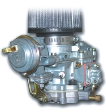 SCAT Dual 35mm PDSIT Solex Carb Kit, Beetle and Bus Dual Port Upright  Engines, 30435EC-BUG