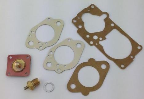 Solex 35 PDSIT Carburetor Rebuild Kit, Per Carb