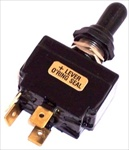 HD Sealed Switch, Off-On-Momentary On, 20 Amp