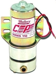 Mallory 110 GPH High Performance Electric Fuel Pump, 4110