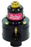 Mallory Adjustable Fuel Pressure Regulator, Fuel Injected Engines, 4-25psi, 4307M