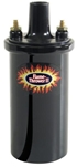 Pertronix 45kV Flamethrower II Ignition Coil, Black, .6 Ohm, Oil Filled, 45011