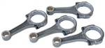 "5.500"" I-Beam Connecting Rods, Type 1 Journals, Balanced, Set of 4"