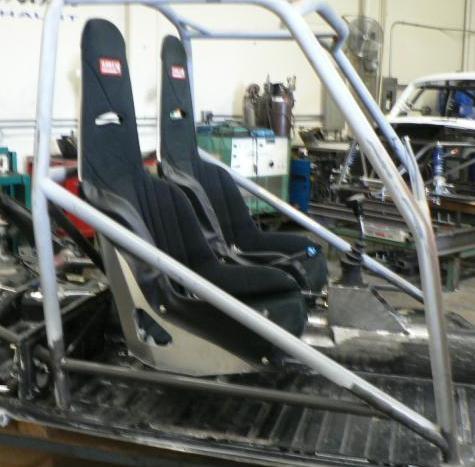 RLR Weld In 8 Point Roll Cage Kit, Fits VW Beetle Sedan, Karmann Ghia, and  Type 3, 60-900