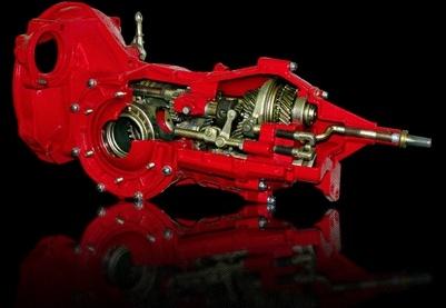 1967 type 2 12v rebuilt swing axle transmission by rancho no axles rh vwparts aircooled net VW Engine Parts Diagram 2001 VW Cabrio Engine Diagram
