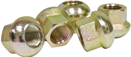 Buyer Needs to Review The spec 20pcs 1.87 Chrome 1//2-20 UNF Wheel Lug Nuts fit 2005 Lincoln Aviator May Fit OEM Rims
