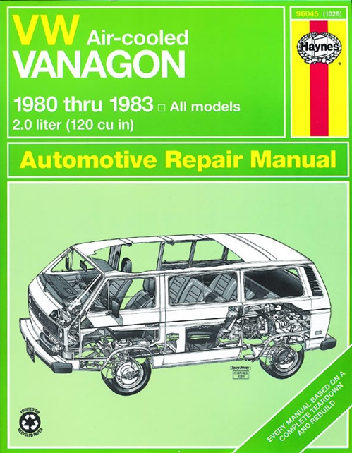 vw vanagon air cooled vw 1980 1983 haynes manuals aircooled vw vanagon air cooled 1980 1983 haynes manuals