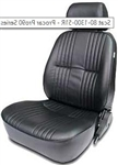 Scat Procar Pro-90 Reclining Seat, With Headrest, Left, Vinyl or Velour, EACH, 80-1300