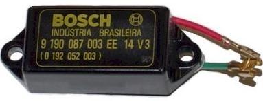Voltage Regulator 14V 55A BOSCH 9190087003