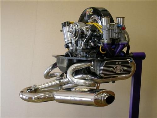 A-1 Performance Low Down Merged Racing MUFFLER (Phat Boy ...
