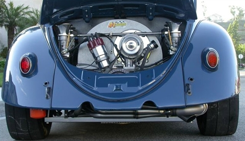 A1 Performance Sidewinder Muffler: Vw Bug Custom Exhaust At Woreks.co