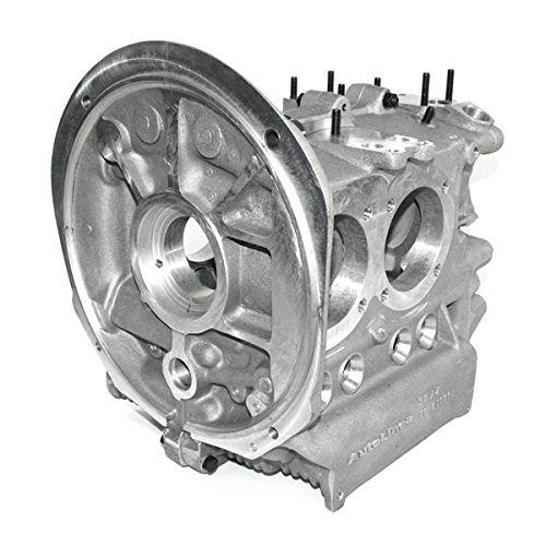 Aluminum Super Case, 85 5-94mm Bore, Stroke Relieved, Full Flowed