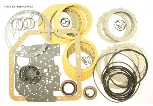 Automatic Transmission Rebuild Kit Fits 1969 74 Auto Stick Beetle Super Beetle And Karmann Ghia And Full Automatic 1969 75 Type 2 And Type 3