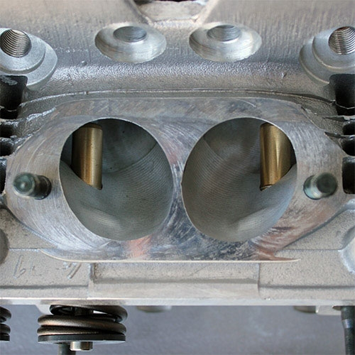 CB Performance 044 Ultra Mag Plus CNC Cylinder Heads, 42/44X37 5mm Valves,  92 and 94mm Bore, PAIR