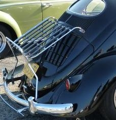 Deck Lid Rack For Beetle And Super Beetle Silver