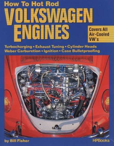 how to hotrod your vw engine by bill fischer aircooled net vw parts. Black Bedroom Furniture Sets. Home Design Ideas