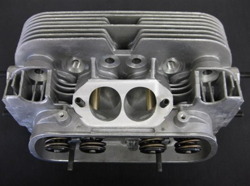 ACN Wheelie King Dual Port Cylinder Heads, (L7 heads) 44 X 37 5mm Valves,  PAIR
