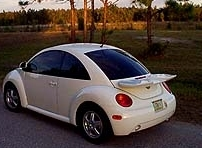 New Beetle Whale Tail