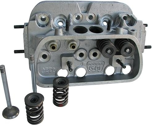 OEM VW 35 x 32mm Dual Port Cylinder Head (MEXICAN or BRAZILIAN Casting),  EACH