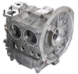 Oem Vw Magnesium Engine Case 043 101 025oe Aircooled