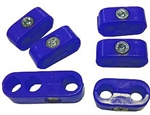 7mm (Stock) Plug Wire Separator Kit, Blue, Set of 6