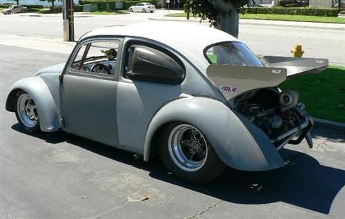 Vw Beetle Drag Car
